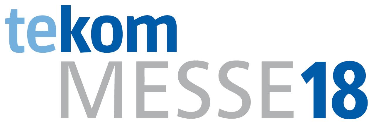 Logo - tekom Messe18